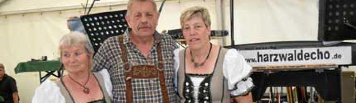 Musikalische Reise mit dem Harzwaldecho